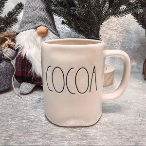 Rae Dunn Cocoa Mug